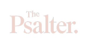 the psalter logo