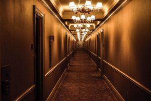 the psalter corridor