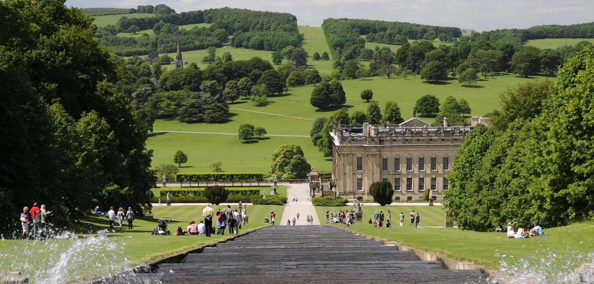 chatsworth estate and garden