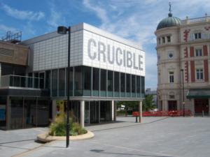 sheffield crucible theatre