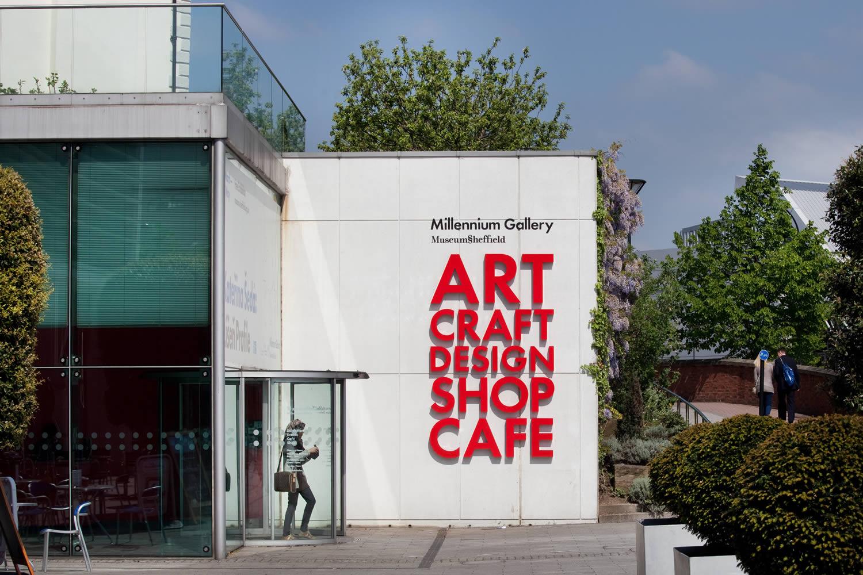millennium art gallery sheffield